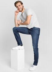 Брюки мужские O'stin Базовые мужские зауженные джинсы MPD102-D3