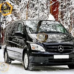 Прокат авто Аренда минивэна Mercedes-Benz Vito 2014