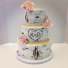 Торт Заказторта.бай Свадебный торт №4