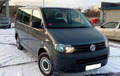 Прокат авто Аренда микроавтобуса Volkswagen Caravelle 2013