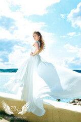 Свадебное платье напрокат ALIZA Свадебное платье «Lizi» Ameli Benya