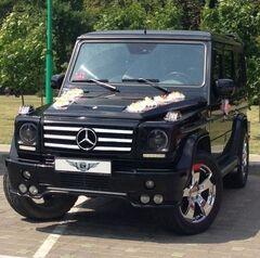 Прокат авто Прокат авто Mercedes-Benz G-class Gelandewagen Black