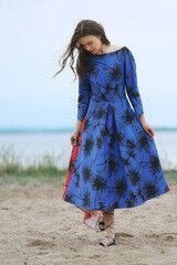 Белорусский дизайнер YANCHILINA Платье 2