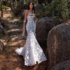 Свадебный салон Rara Avis Свадебное платье Koli Wild Soul