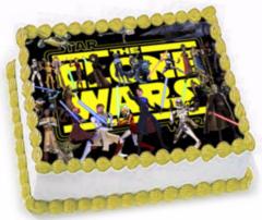 Торт Tortas Торт «Звёздные войны» №3