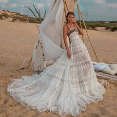 Свадебный салон Rara Avis Платье свадебное Wild Soul Mina