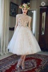 Свадебное платье напрокат Ange Etoiles Платье свадебное AEriality Collection  Fibi