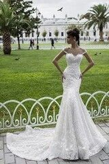 Свадебный салон Pollardi Платье свадебное Halime