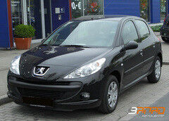 Прокат авто Авто эконом-класса Peugeot 206 2010
