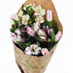 Магазин цветов Долина цветов Букет «Иллюзия»