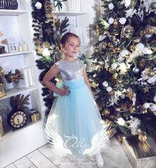 Платье детское ALIZA Детское вечернее платье Berta