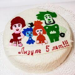 Торт Tortiki.by Торт фигурный «Званый вечер» 2 кг арт. Д-4-2-9