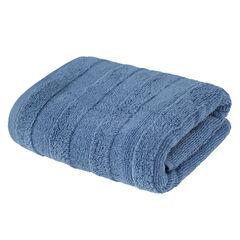 Подарок Ecotex Набор полотенец махровых «Авеню» серо-голубой, 2 шт