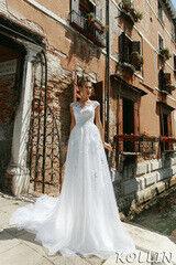 Свадебный салон Bonjour Свадебное платье Kollin из коллекции La Douceur