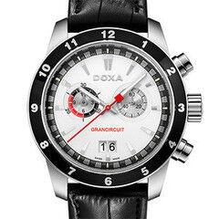 Часы DOXA Наручные часы Grancircuit 140.10.011.01