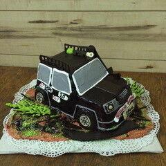 Торт МЕГАТОРТ Торт «Машина»
