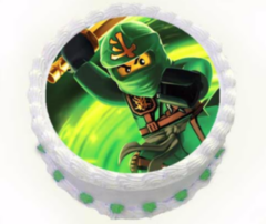 Торт Tortas Торт «Лего» №2