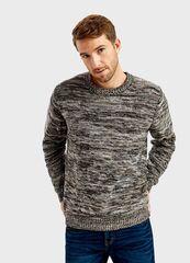 Кофта, рубашка, футболка мужская O'stin Джемпер из разноцветной пряжи MK1T73-T6