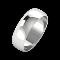 Ювелирный салон ZORKA Обручальное кольцо 146046/W