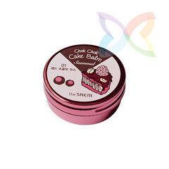 Декоративная косметика The Saem Бальзам для губ 01 шоколадный мусс