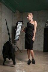 Платье женское MISUTERI Платье Wansuribu Black MSS0105