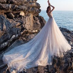 Свадебный салон Ange Etoiles Платье свадебное Ali Damore Quincella