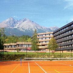 Туристическое агентство Боншанс Горнолыжный тур в Словакию, Высокие Татры, Titris 3*