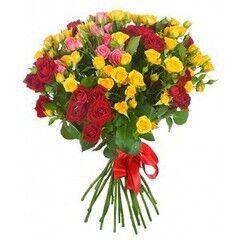 Магазин цветов Планета цветов Сборный букет №8