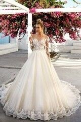 Свадебный салон Eva Lendel Платье свадебное Paige