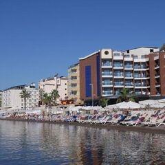 Горящий тур VIP TOURS Пляжный aвиатур в Турцию, Мармарис, Mehtap Hotel 3*