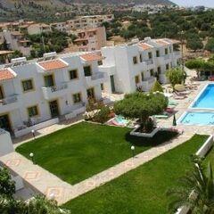 Туристическое агентство VIP TOURS Пляжный aвиатур в Грецию, Крит, Nikolas Villas Apartments 3*