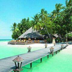 Туристическое агентство EcoTravel Пляжный авиатур на Мальдивы, Angsana Resort & Spa, Ihuru 5