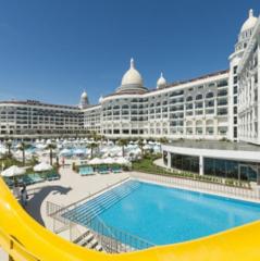 Туристическое агентство TravelHouse Пляжный aвиатур в Турцию, Сиде, Diamond Premium Hotel & Spa 5*