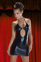 Интим-магазин Eroticon Платье Mohana, чёрное, S/M