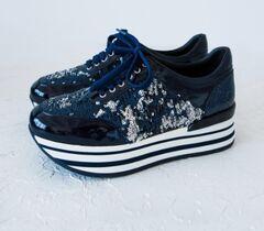 Обувь женская Baldinini Кроссовки женские 6