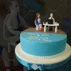Торт Sole Праздничный торт №29