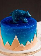 Торт DOLCE Детский торт «Большая медведица»