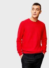 Кофта, рубашка, футболка мужская O'stin Однотонный джемпер MK4U11-14