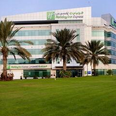 Туристическое агентство Кросс тур Пляжный авиатур в ОАЭ, Дубай, Holiday Inn Express Dubai Airport 2*