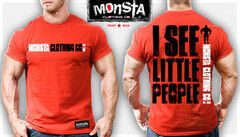 Спортивная одежда Monsta Футболка I See Little People M2