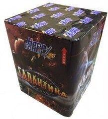 Фейерверк HappyFamily Батарея салютов «Галактика» FP-B207
