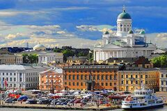 Туристическое агентство Инминтур Рига-Стокгольм-Хельсинки-Таллинн