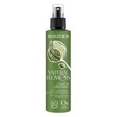 Уход за волосами Selective Natural Flowers Несмываемый спрей-кондиционер