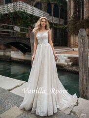 Свадебный салон Vanilla room Свадебное платье Бриллиант