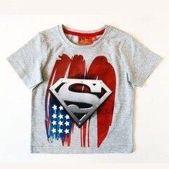 Кофта, майка детская Sun City Футболка для мальчика Супермен OE1412/2