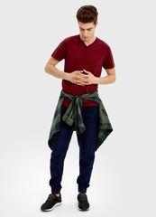 Кофта, рубашка, футболка мужская O'stin Базовая футболка MT7S34-X8