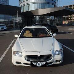Прокат авто Прокат авто с водителем, Maserati Quattroporte