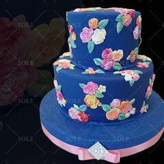 Торт Sole Праздничный торт №10