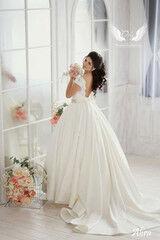 Свадебное платье напрокат ALIZA Свадебное платье «Alira» Ameli Benya