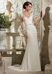 Свадебный салон Mori Lee Свадебное платье Blu 5306